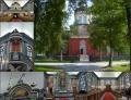 Noslēguma svētbrīdis un svētīšana notika Larsmo baznīcā