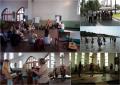 Trešdiena - bībeles studijas, aktivitātes un ekskursija pa Jūrmalu