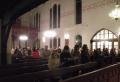 Mirklis pēc baznīcas gaismu ieslēgšanas